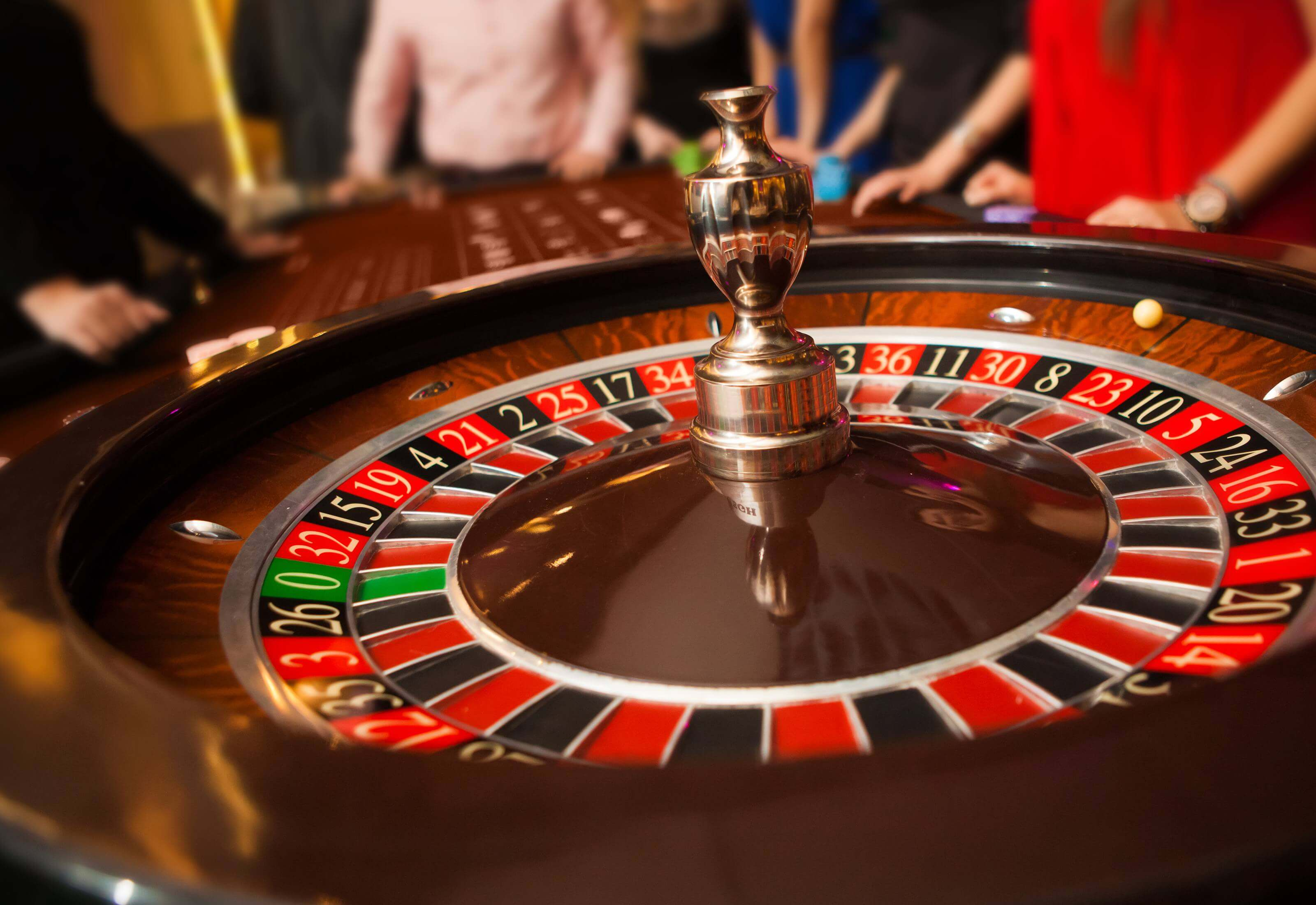 List of The Most Popular Casino Table Games
